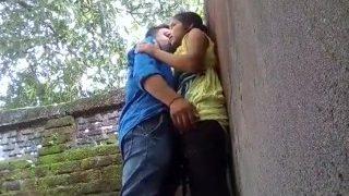 Khule mai Jawan Lovers ka Hot Chudai