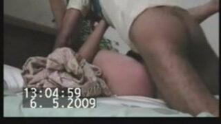 पाकिस्तानी चाची और भतीजे के चोदने का वीडियो